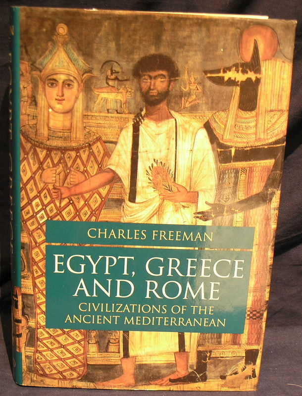 Image for Egypt, Greece and Rome: Civilizations of the Ancient Mediterranean