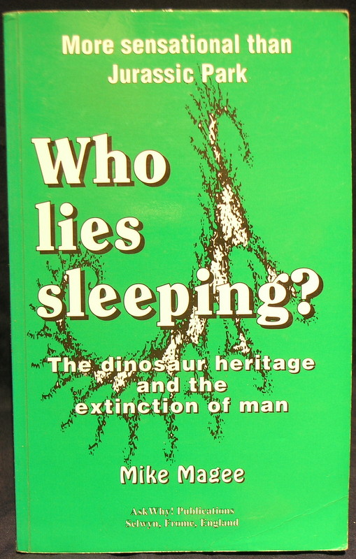 Image for Who Lies Sleeping: Dinosaur Heritage and the Extinction of Man