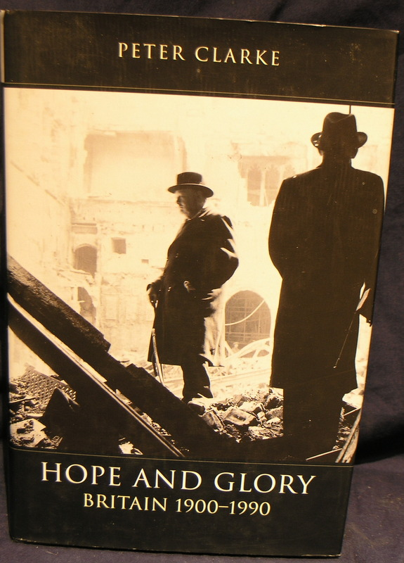 Image for Hope and Glory: Britain 1900-1990