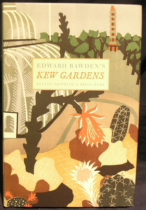 Image for Edward Bawden's Kew Gardens