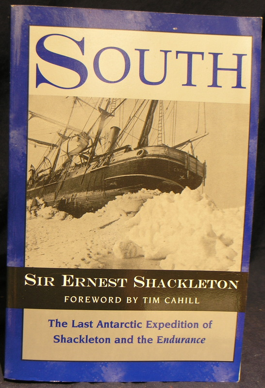 Image for South: The Last Antarctic Expedition of Shackleton and the Endurance