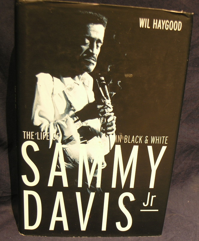 Image for The Life of Sammy Davis Jr in Black & White.