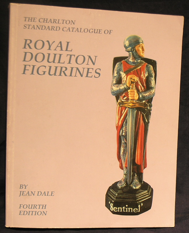 Image for Charlton Standard Catalogue of Royal Doulton Figurines