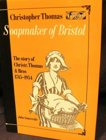 Image for Christopher Thomas & Bros.: Soapmaker of Bristol