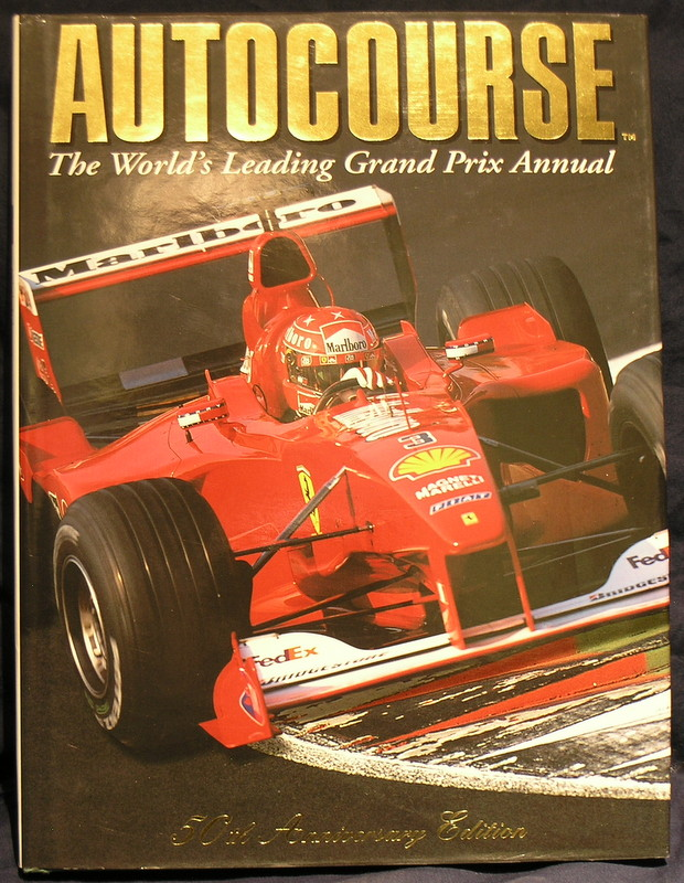 Image for Autocourse 2000-2001: 50th Anniversary Edition
