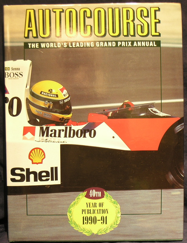 Image for Autocourse 1990-91 40th Anniversary Edition