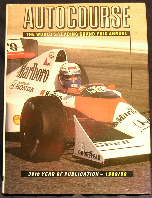 Image for Autocourse 1989/9: 39th Year of Publication