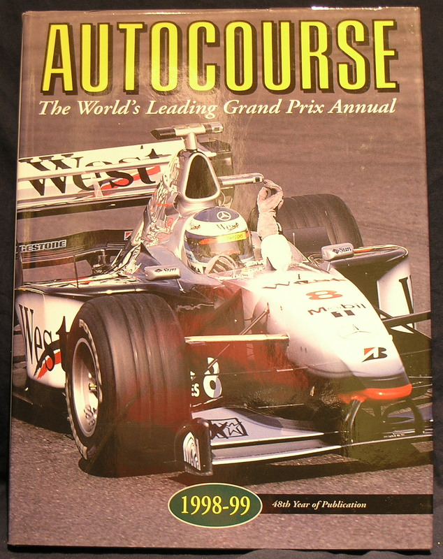 Image for Autocourse 1998-99: 48th Year of Publication