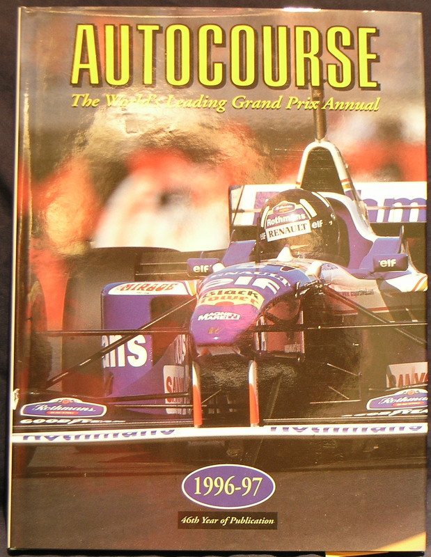 Image for Autocourse 1996-97 : 46th Year of Publication.