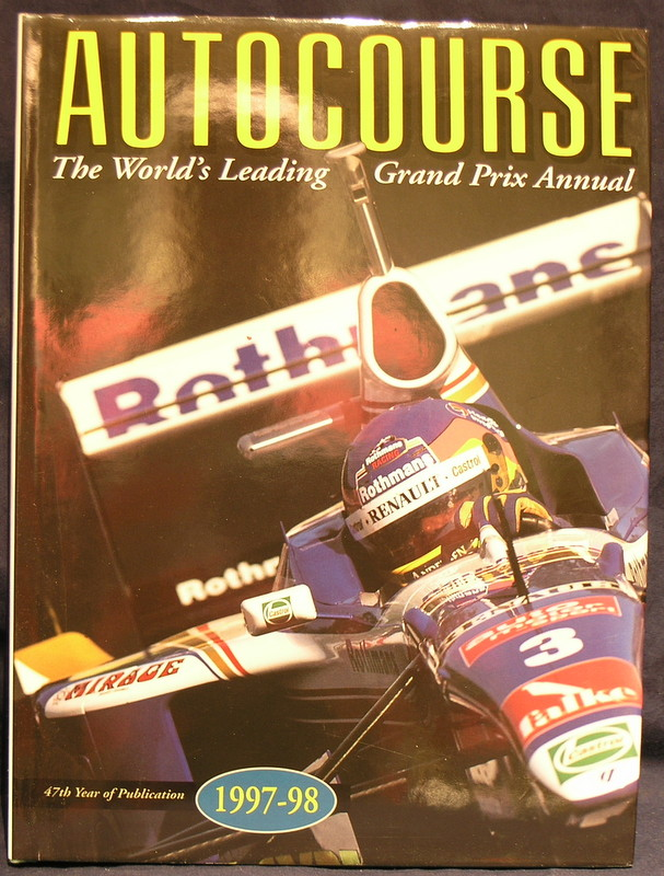 Image for Autocourse 1997-98 : 47th Year of Publication