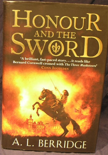 Image for Honour and the Sword