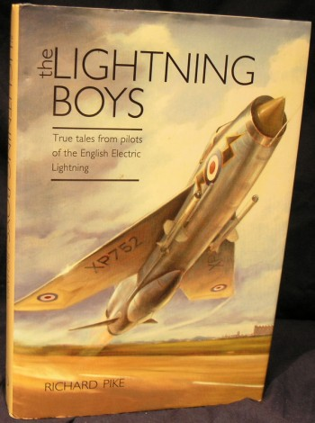 Image for The Lightning Boys: True Tales from Pilots of the English Electric Lightning