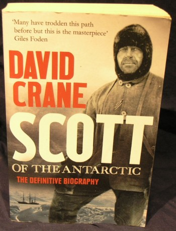 Image for Scott of the Antarctic: The Definitive Biography