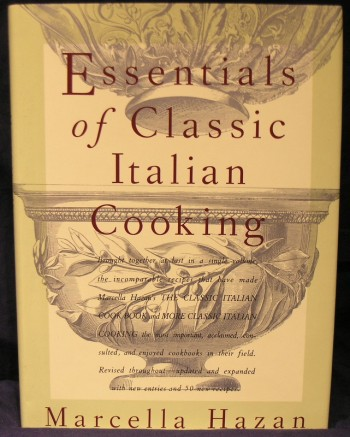 Image for Essentials of Classic Italian Cooking