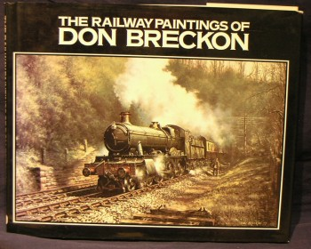 Image for Railway Paintings of Don Breckon