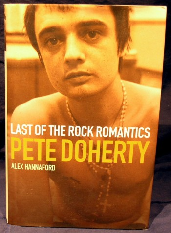 Image for Pete Doherty: Last of the Rock Romantics