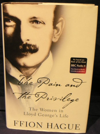Image for The Pain and the Privilege: The Women in Lloyd George's Life