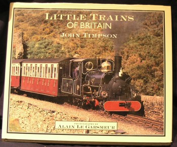 Image for Little Trains of Britain
