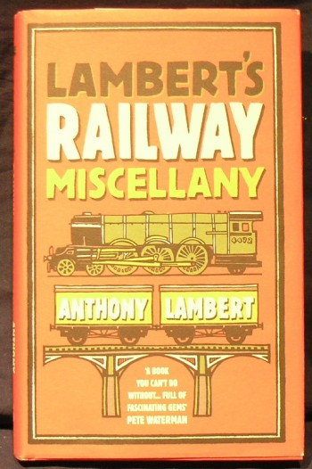 Image for Lambert's Railway Miscellany