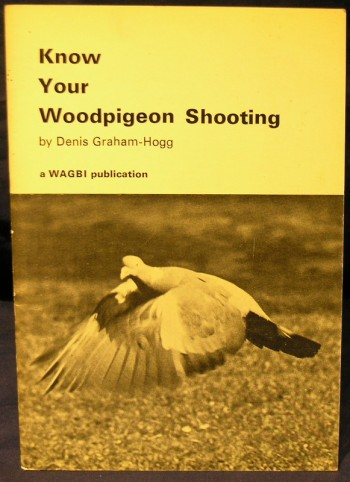 Image for Know your wood pigeon shooting