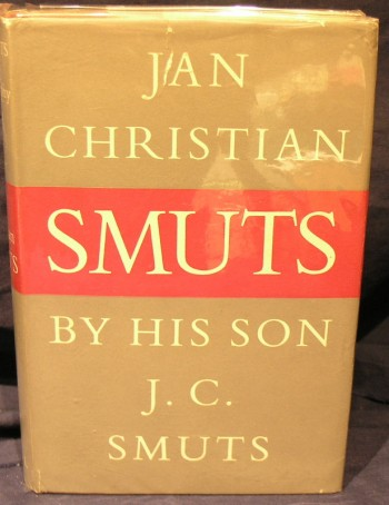 Image for Jan Christian SMUTS