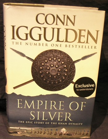 Image for Empire of Silver; The epic story of the Khan dynasty