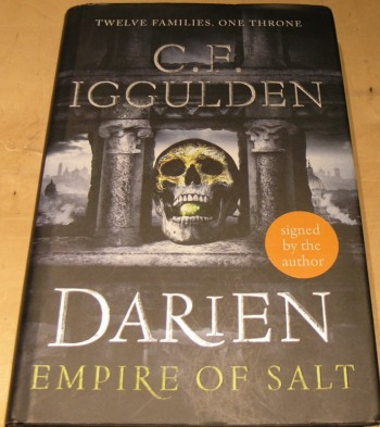 Image for Darien: The first book in the Empire of Salt Series