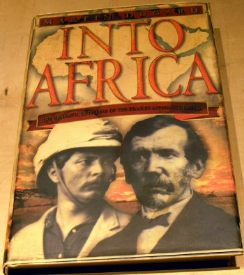Image for Into Africa: The Dramatic Retelling of the Stanley - Livingstone Story.