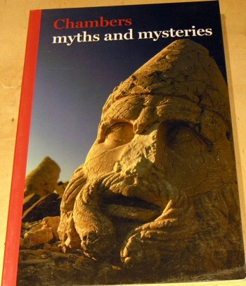 Image for Chambers Myths and Mysteries