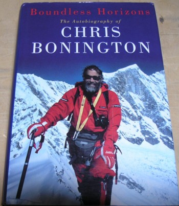 Image for Boundless Horizons:: The Autobiography of Chris Bonington