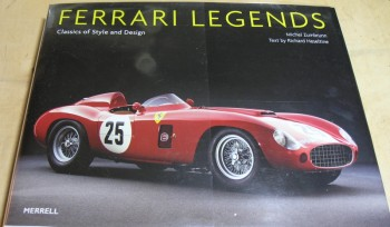 Image for Ferrari Legends: Classics of Style and Design