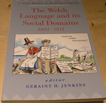 Image for The Welsh Language and Social Domain( A Social History of the Welsh Language)