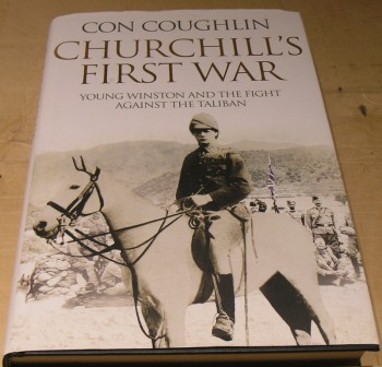 Image for Churchill's First War: Young Winston and the Fight Against the Taliban