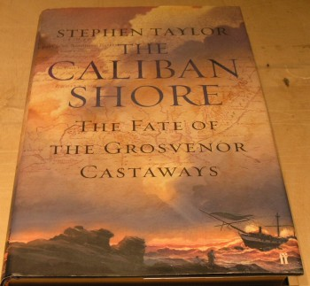 Image for The Caliban Shore: The Fate of the Grosvenor Castaways