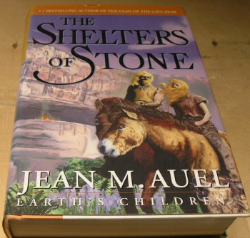 Image for The Shelters of Stone: Earth's Children (Earth's Children (Hardcover))