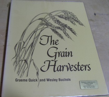 Image for The Grain Harvesters