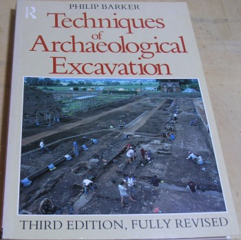 Image for Techniques of Archaeological Excavation