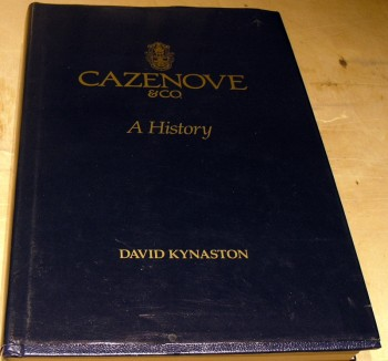 Image for Cazenove & Co.: A History