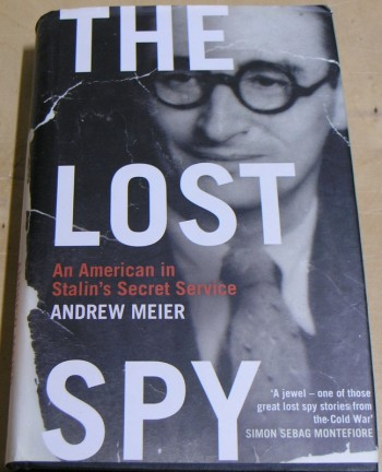 Image for Lost Spy