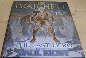 Image for The Last Hero ; a Discworld fable