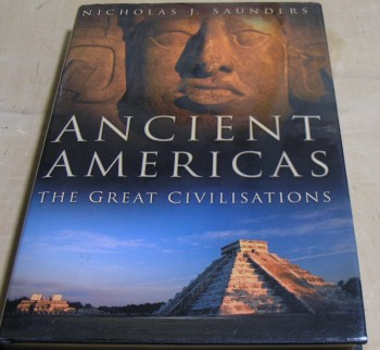 Image for Ancient Americas: The Great Civilisations