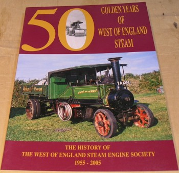 Image for 50 Golden Years of the West of England Steam.