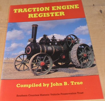 Image for The Traction Engine Register