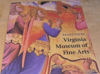 Image for Selections: Virginia Museum of Fine Arts