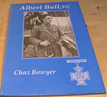 Image for Albert Ball, V.C.