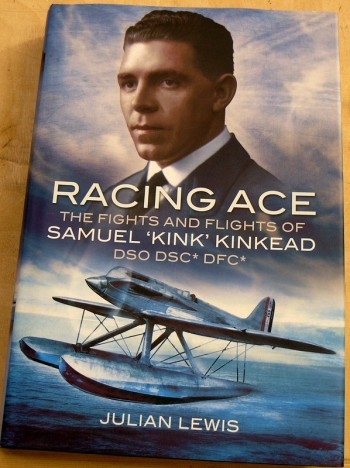 Image for Racing Ace: The Fights and Flights of Samuel 'Kink' Kinkead DSO, DSC, DFC