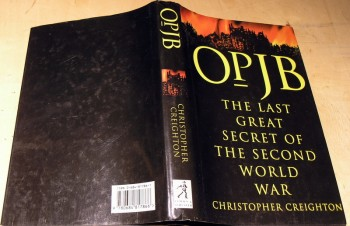 Image for OP_JB: The Last Great Secret of the Second World War