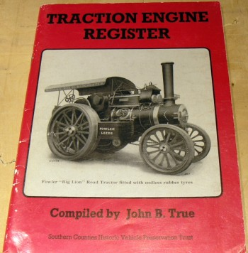 Image for Traction Engine Register
