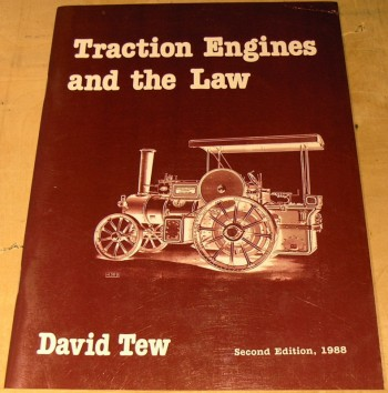Image for Traction engines and the law