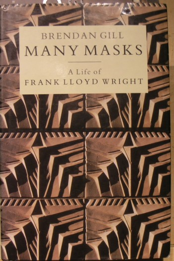 Image for Many Masks: Life of Frank Lloyd Wright